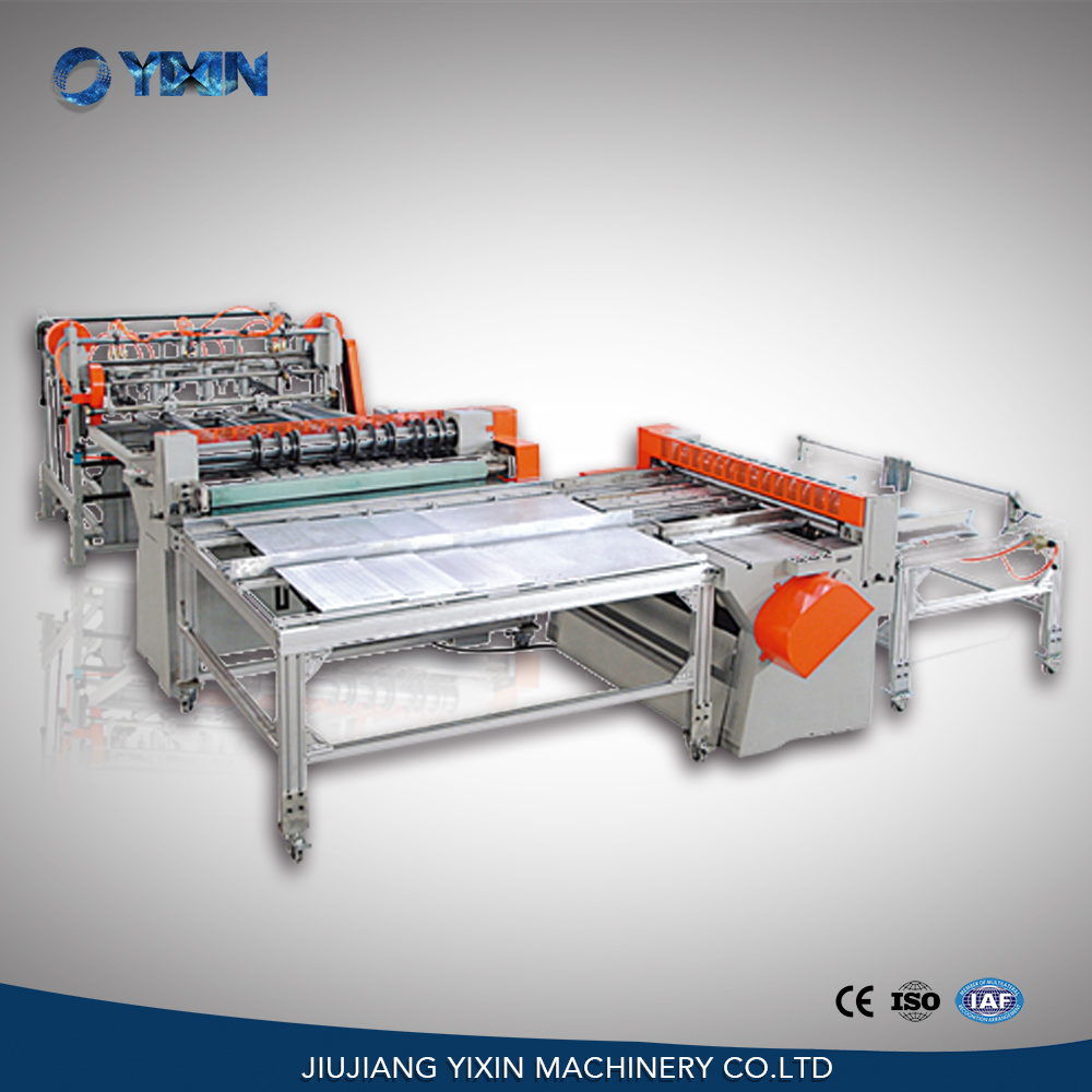 Automatic Tandem Disc Shearing