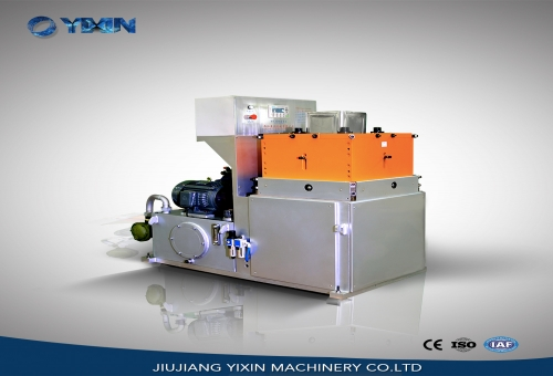 YX-18LC square can body flanging machine