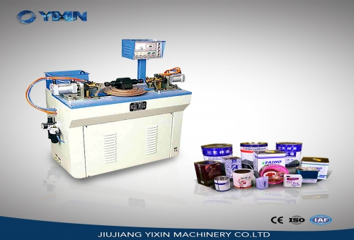 Double spot Welding Machine Can Machine