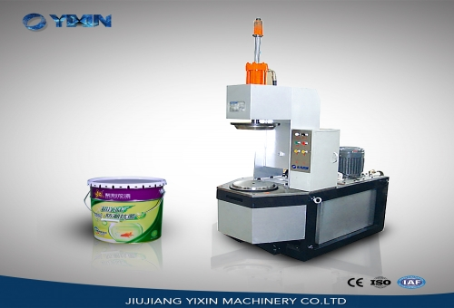 3TB20 Hydraulic Pre-curling and Flanging Machine