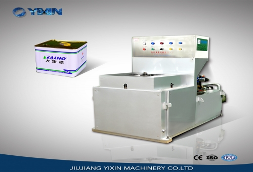 YX-18LF rectangle flanging machine