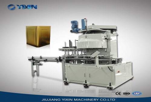 10-20L 8-Rollers Automatic square can seamer