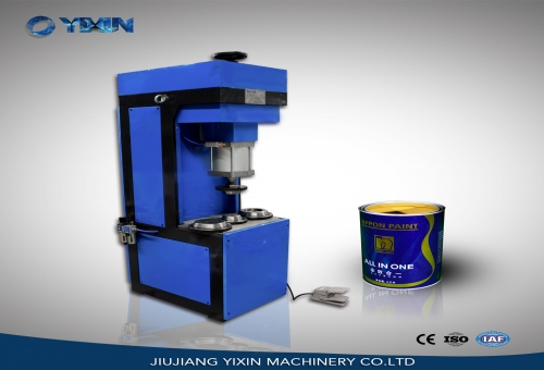 Pneumatic flanging Machine