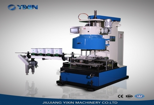 GT4B27Six roller automatic sealing machine
