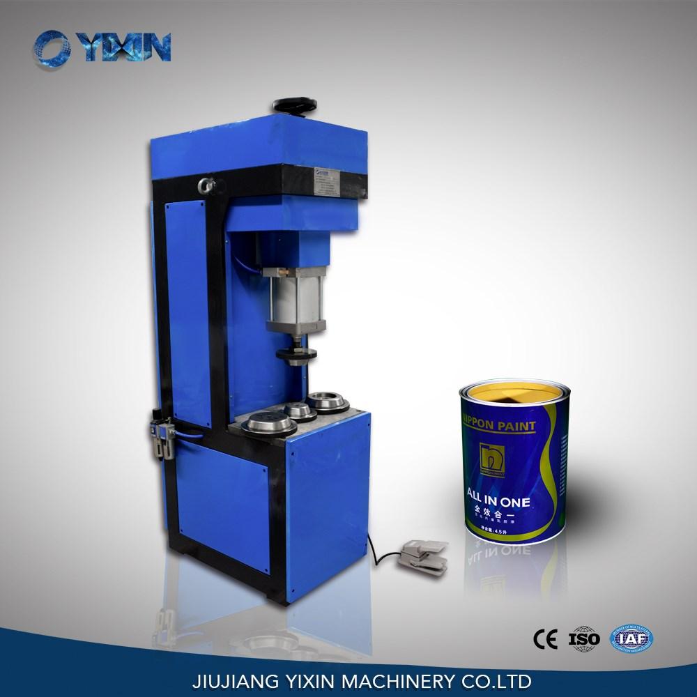 can press machine