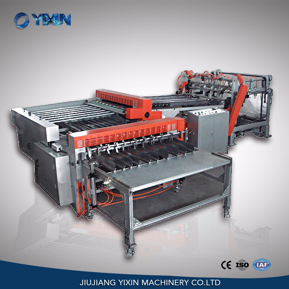 rectangular can making machine