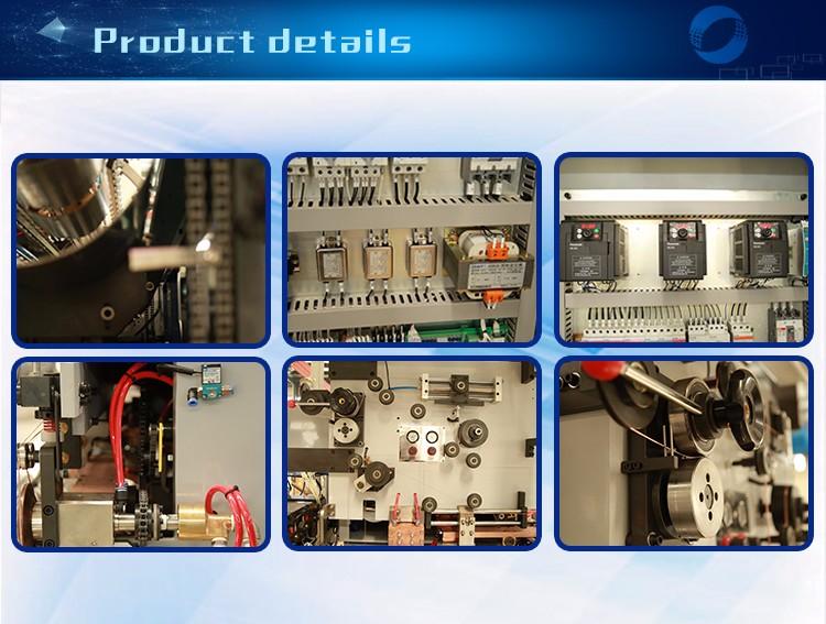 automatic rectangular tin can making machine