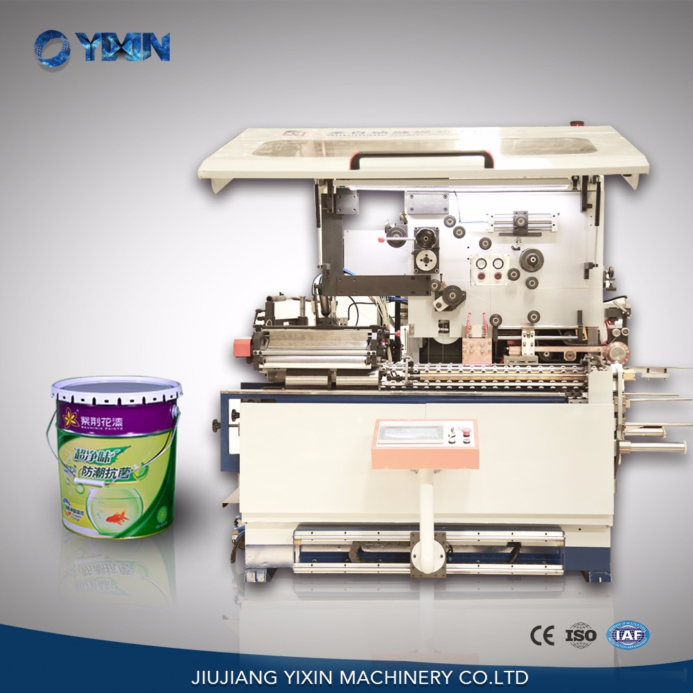 tin can making machine price