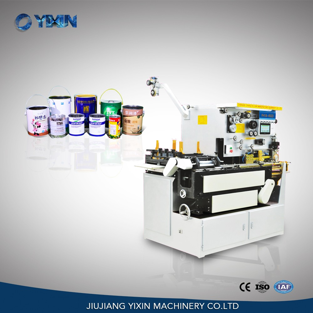can production machine