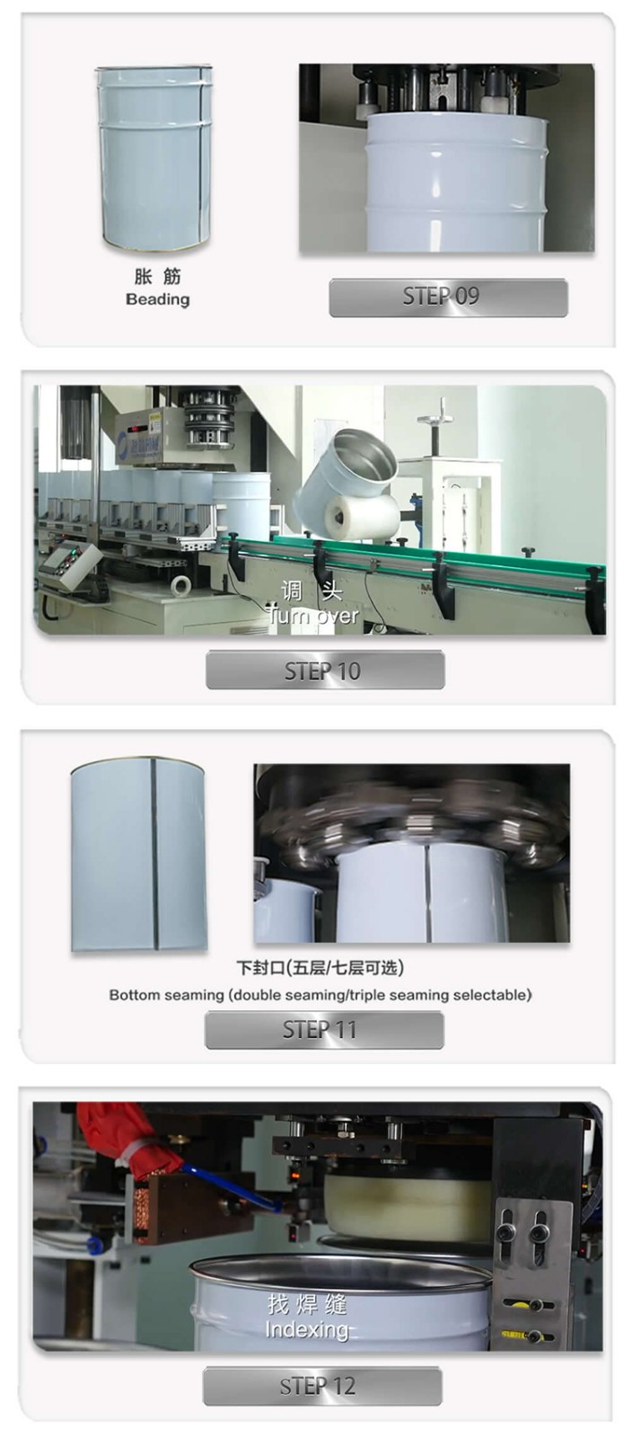 manual  tin can making machinejpg